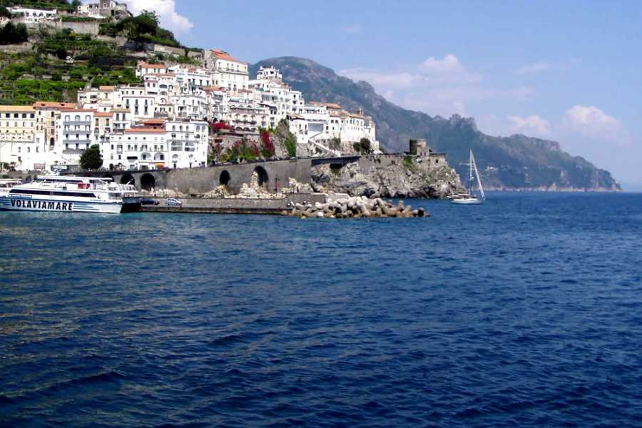 Feeling Italy Concierge Amalfi Coast shared Boat Trip