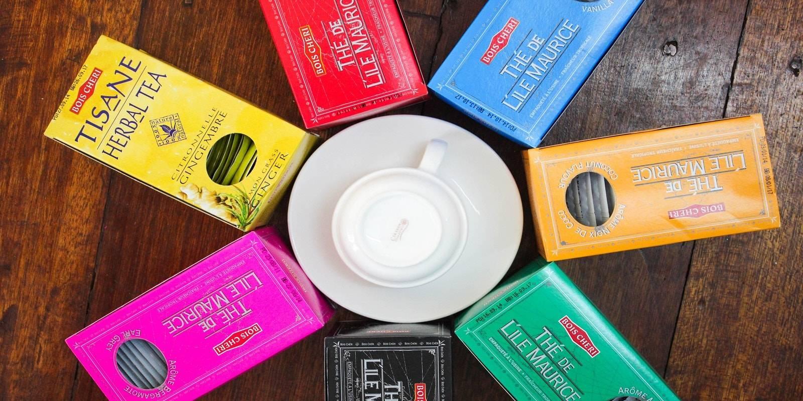 Zistwar Dité -  expérience du thé branchant à l'ile maurice