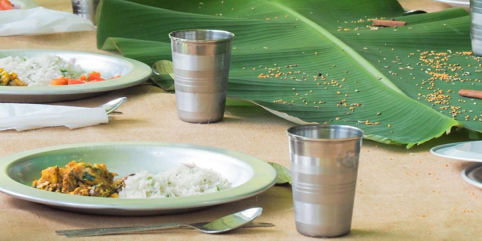 Ki Pou Kwi - Session culinaire au Domaine des Aubineaux