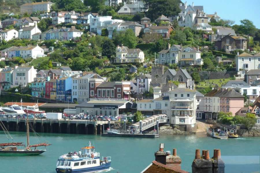 Oates Travel St Ives Buckfast Abbey & Dartmouth Day Tripper, Monday 27th May