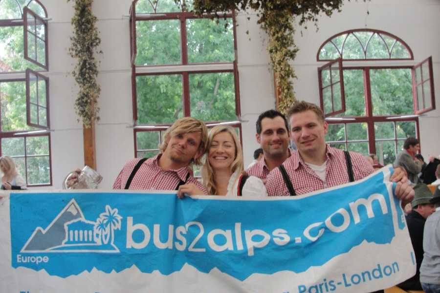Bus2Alps AG Rome 2 Munich Springfest HOSTEL