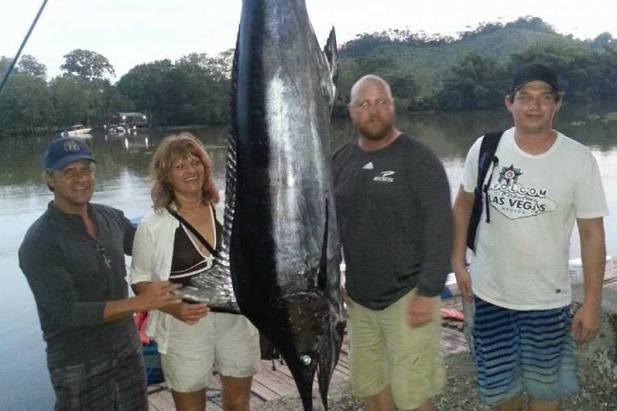 Uvita Information Center Sportfishing Leaving from Sierpe