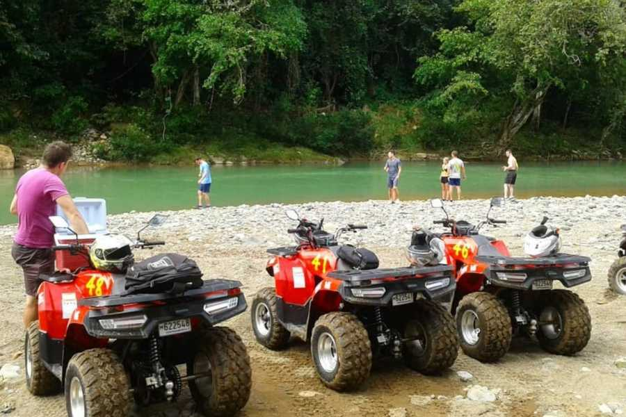 Uvita Information Center ATV Monkeyride from Dominical Beach