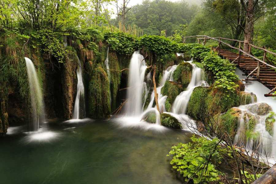 Sugaman Tours Economy Tour Plitvice NP from Omis