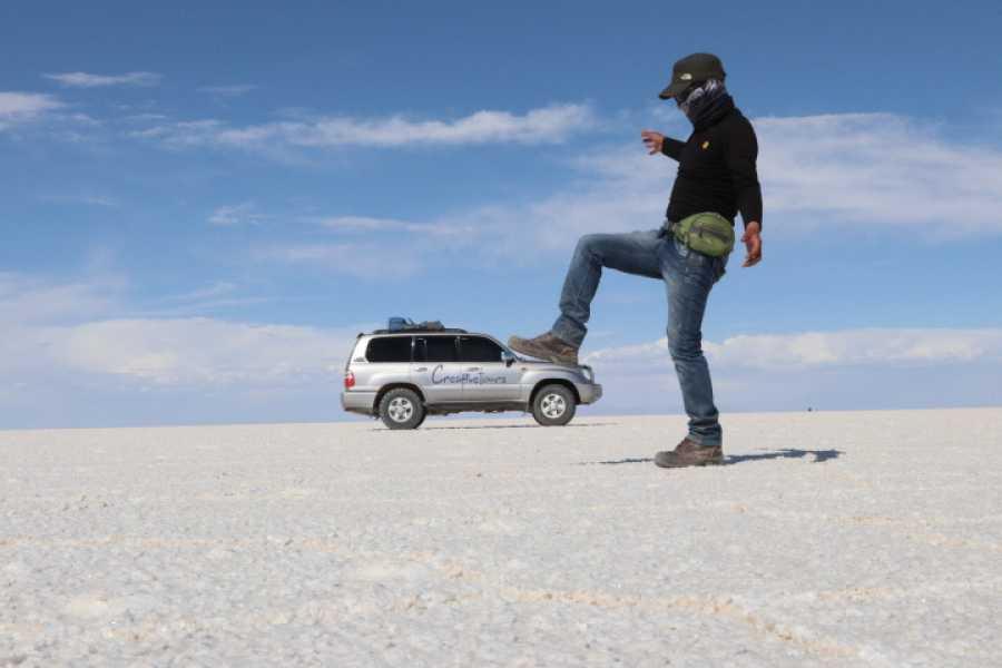 Uyuni Expeditions SALAR DE UYUNI 2D (TEMPORADA SECA)