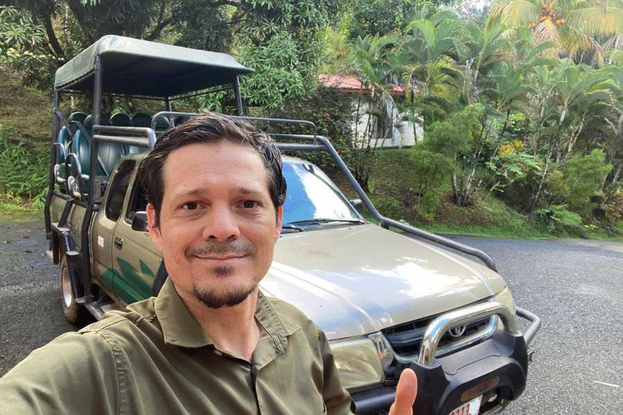 Uvita Information Center Safari Tropical Adventure - Senior Activity