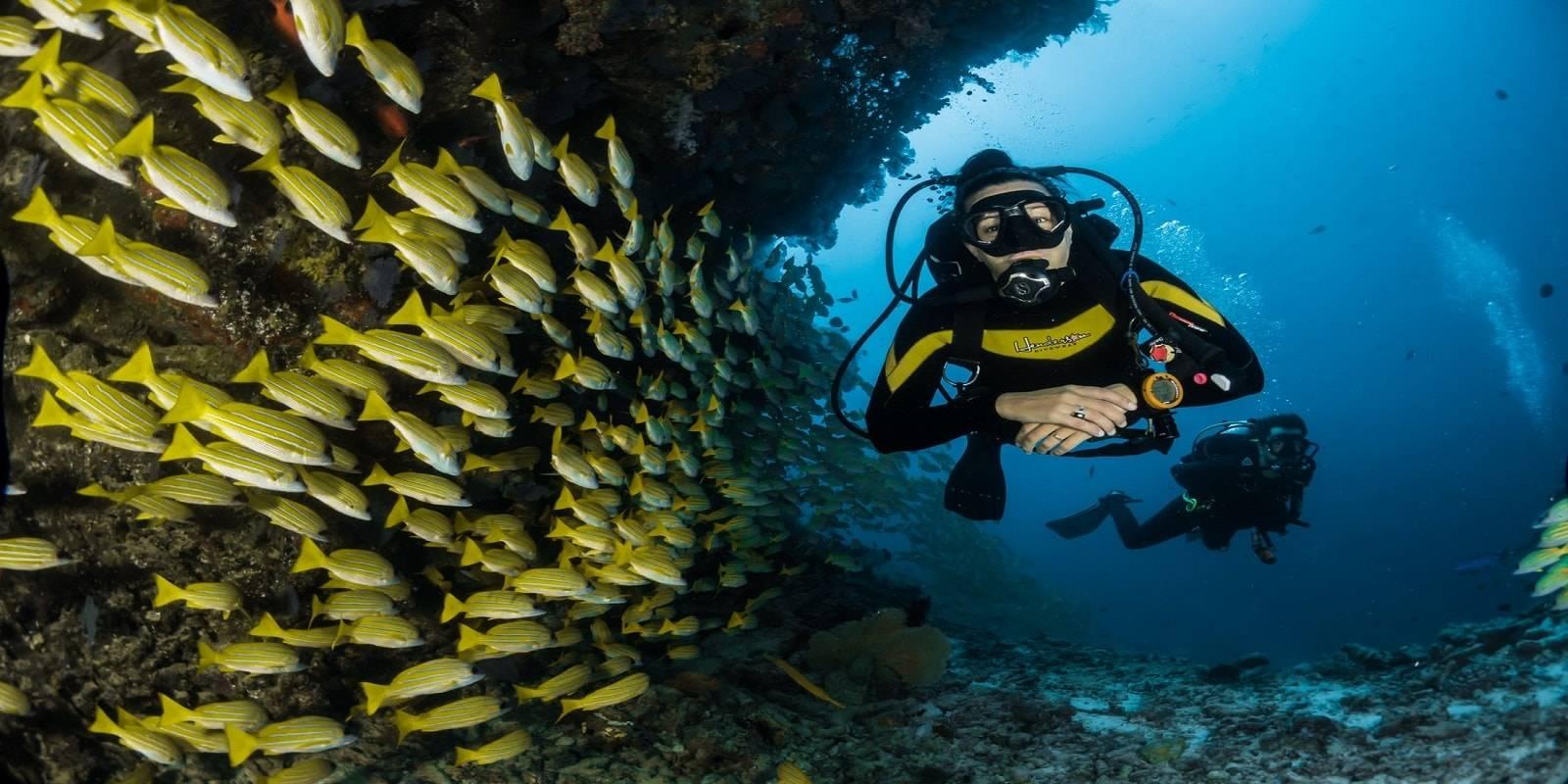 Maritim Diving Centre, Balaclava, Mauritius