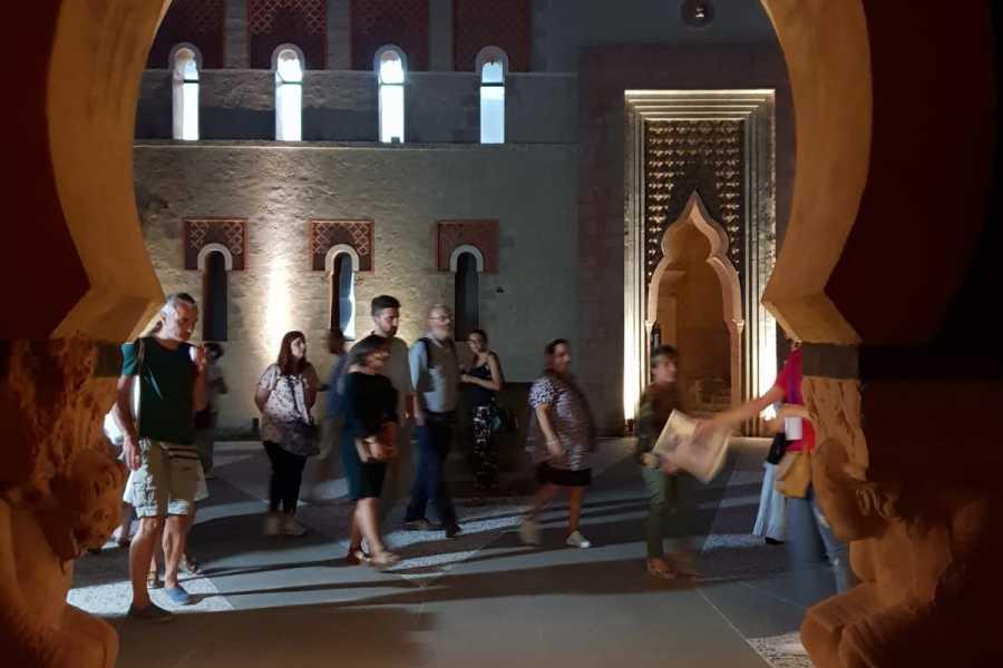 Bologna Welcome - City Red Bus PRIMO MAGGIO IN APPENNINO: ROCCHETTA MATTEI E SAGRA DI RIOLA