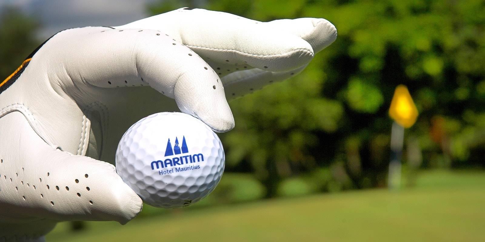 Maritim Golf Club in the North of Mauritius