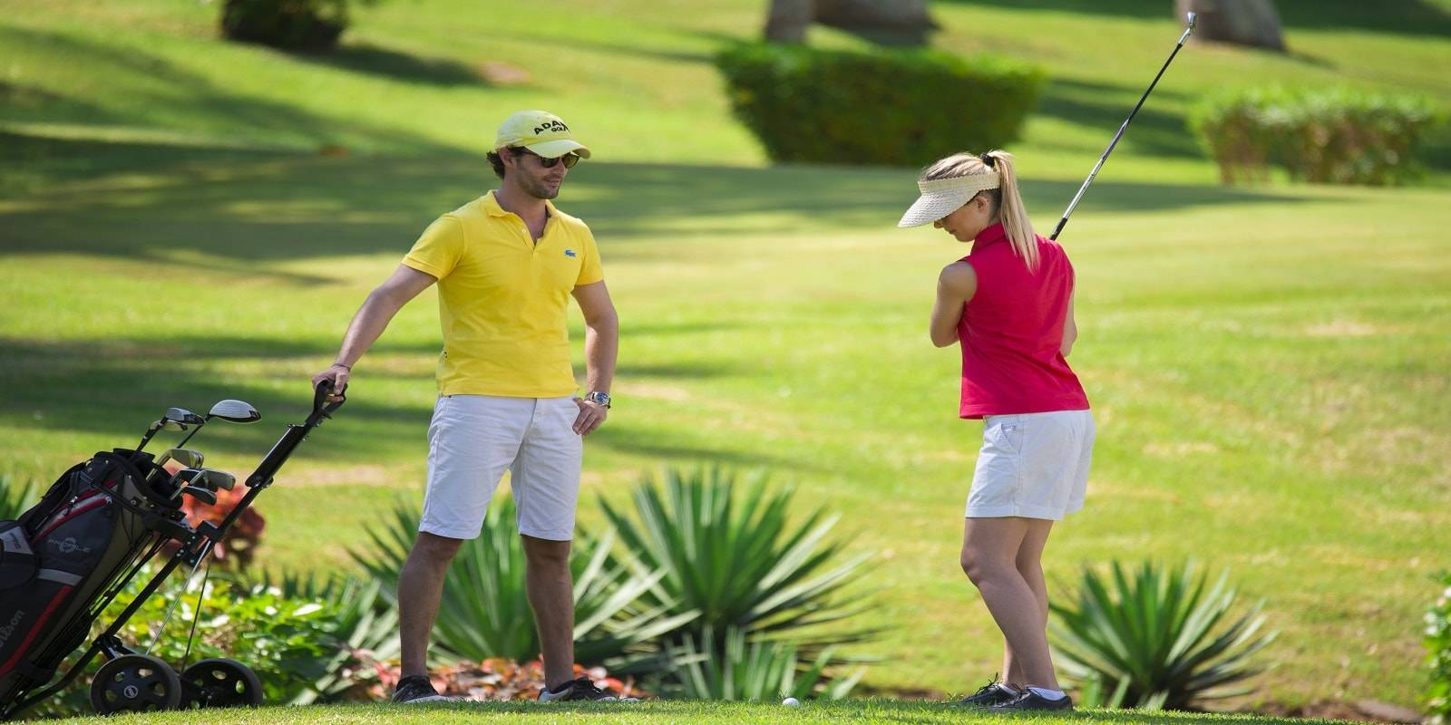 Le Maritim Golf Club, Balaclava à l'ile maurice