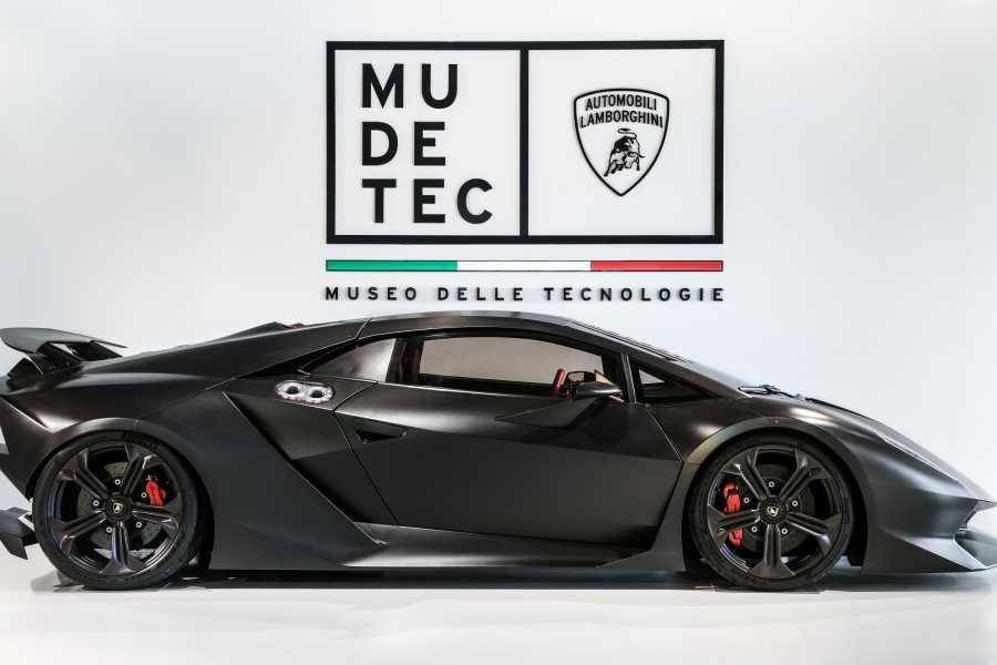 Bologna Welcome Lamborghini & Ducati: Museums and Factories