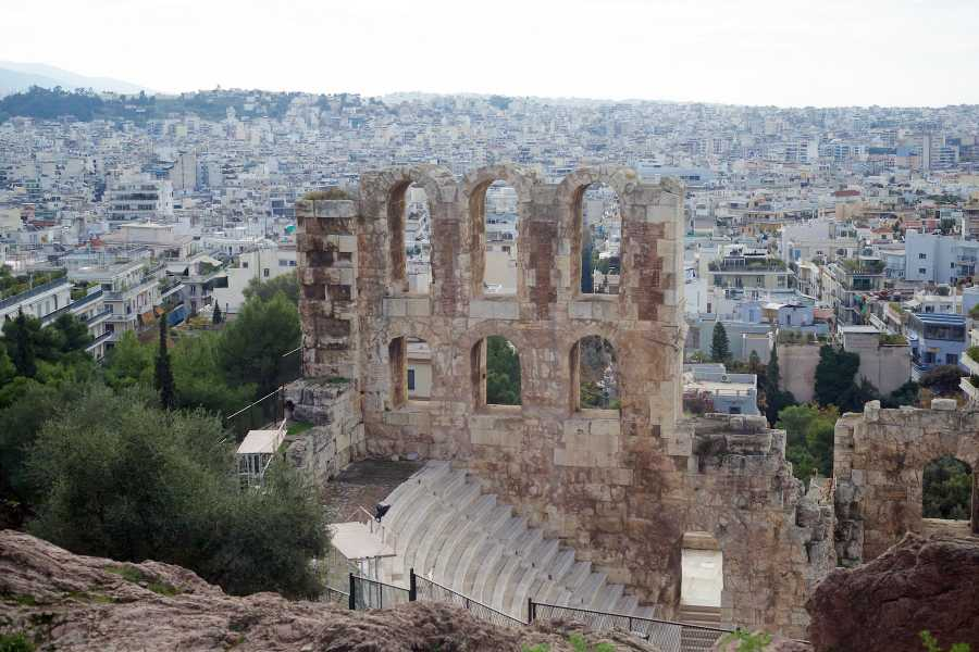 Grekaddict Private Acropolis Guided Tour