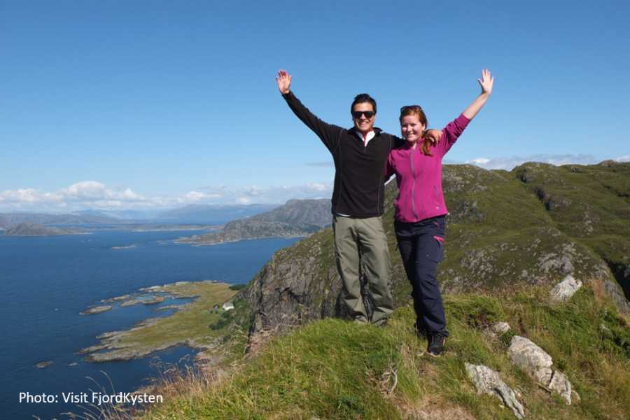Travel like the locals Sogn & Fjordane Round trip from Florø to the saga island of Kinn
