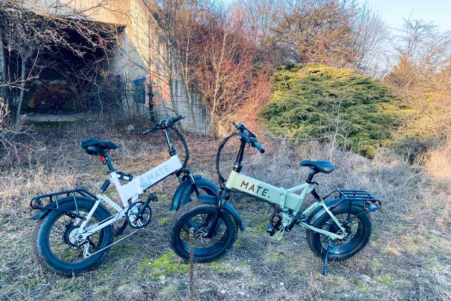 Raftingvilág Kft E-Bike/Scooter and Bike Rental in Bovec
