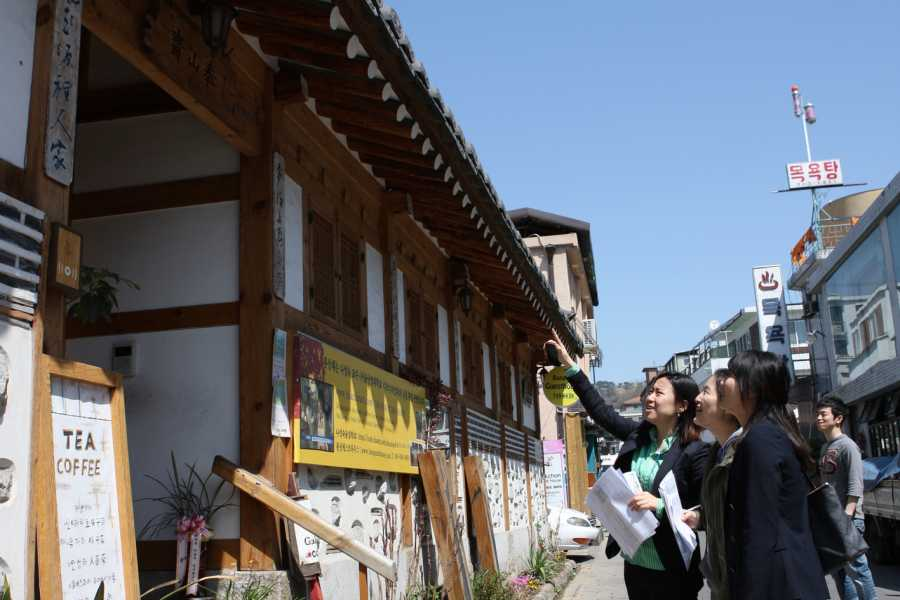 Kim's Travel ACS02 Seoul Tower & Bukchon Hanok Tour