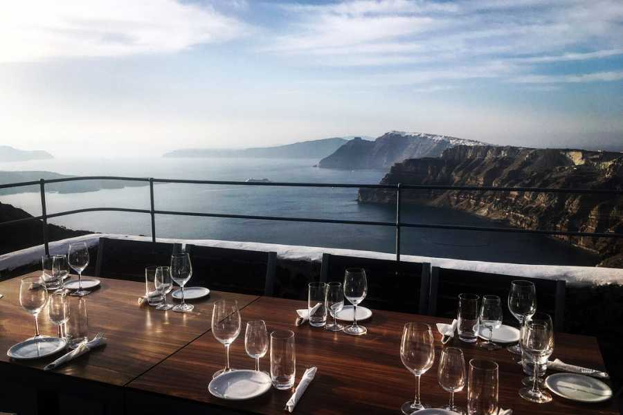 Grekaddict Sightseeing and Cooking Class in Santorini