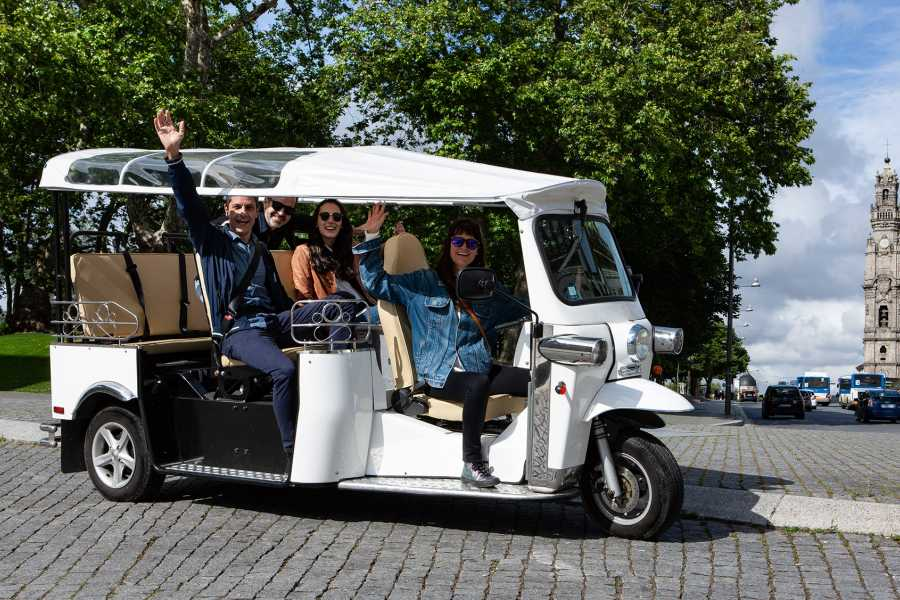 Grekaddict e-TUK Mykonos Riviera Tour