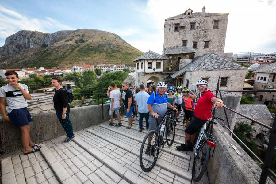 Green Visions Cycling Sarajevo to Dubrovnik Self-Guided (6 days)