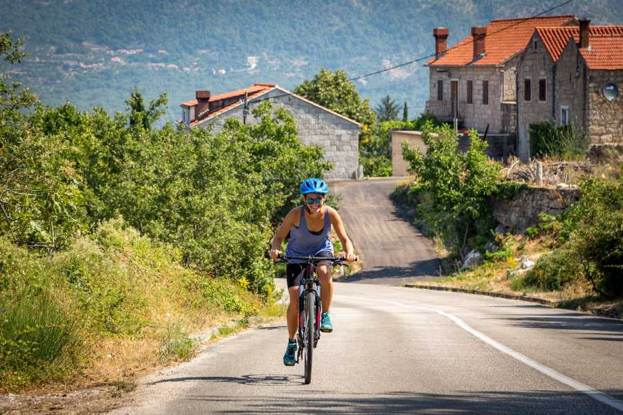 Green Visions Cycling Dubrovnik to Sarajevo Self-Guided (8 days)