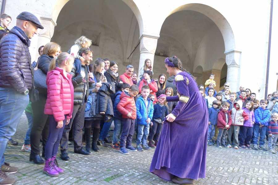 Emilia Romagna Welcome Bianca Raccontami