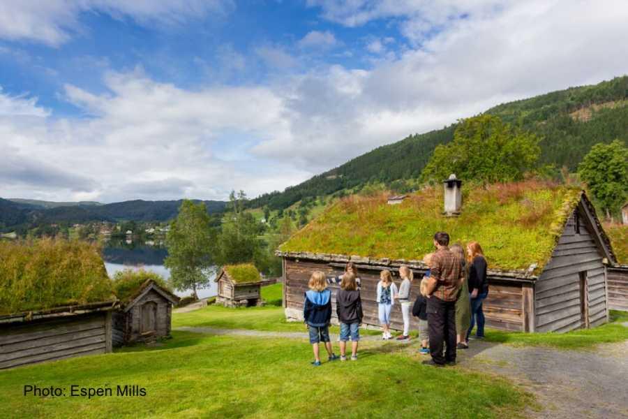 Travel like the locals Sogn & Fjordane Round trip Skei – Førde - Skei