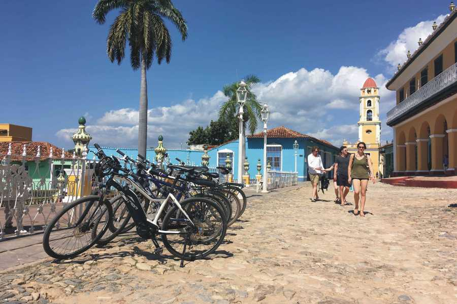 Cubyke Travel Tour of the colonial cities - Western and Central Cuba - PRIVATE