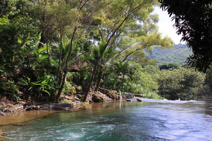 Tours y Tickets Operador Turístico El Descabezadero (Actopan) Donde Nace el Río
