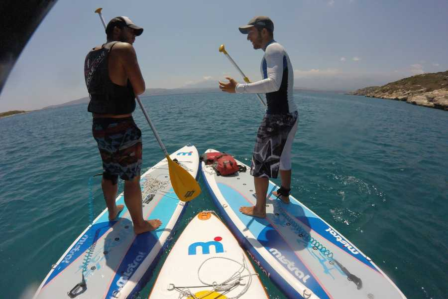 Destination Platanias SUP & Snorkling tour 59 EUR - MID DAY