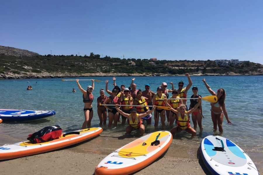 Destination Platanias SUP & Snorkling tour 59 EUR - AFTERNOON