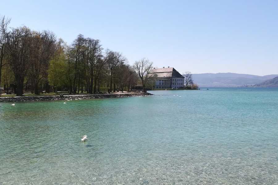 Kultur Tourismus Salzburg Salzkammergut: Sommerfrische auf den Spuren von Gustav Klimt, Gustav Mahler and Johannes Brahms