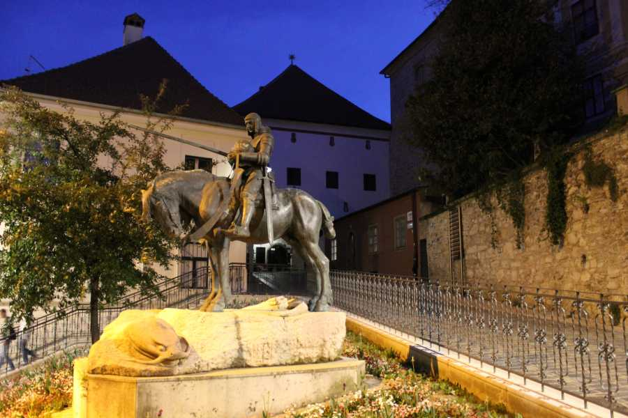 Secret Zagreb Sleeping Dragon and Other Legends Tour