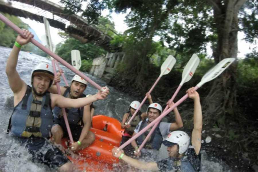 Medellin City Services Full day eco extreme tour near Bogota
