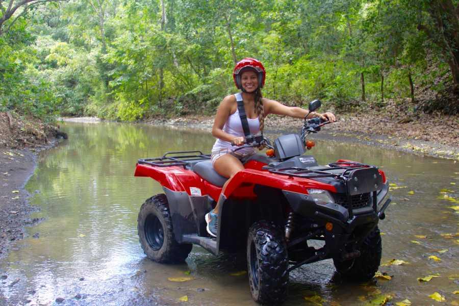 Tour Guanacaste Playa Potrero ATV Jungle Tour