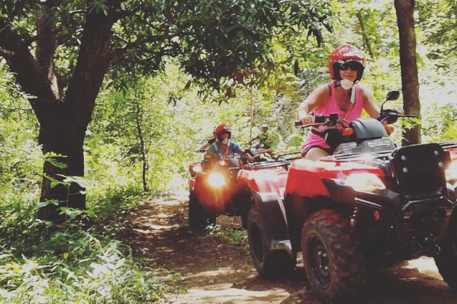 Tour Guanacaste Playa Conchal ATV Jungle Tour