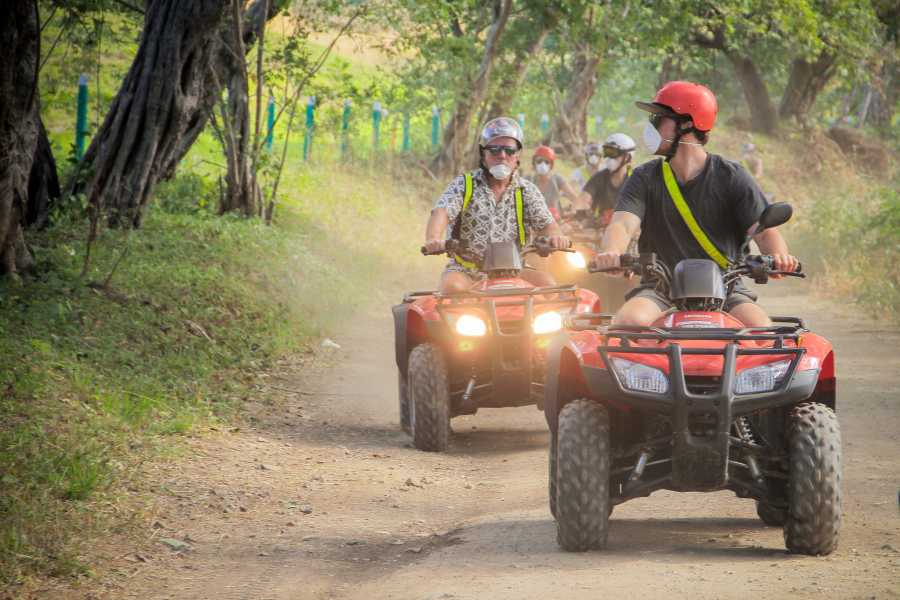 Tour Guanacaste Playas Del Coco ATV Jungle Tour