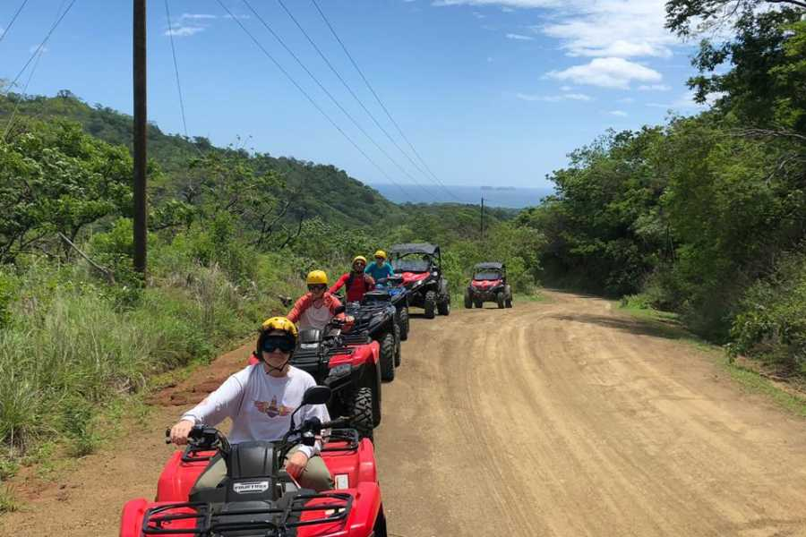 Tour Guanacaste Hotel RIU ATV Jungle Tour