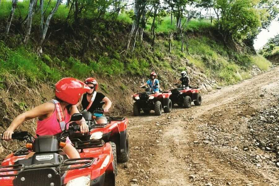 Tour Guanacaste Hotel RIU ATV Jungle Tour