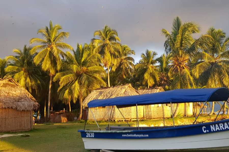 Cacique Cruiser ISLA CHICHIME - UN VIAJE DE CARIBE