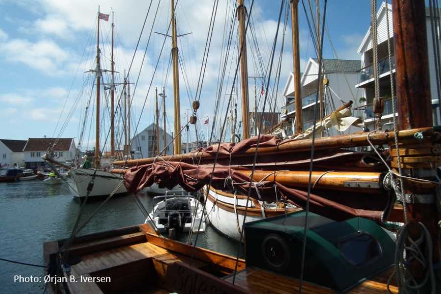 Travel like the locals Experience charming Skudeneshavn