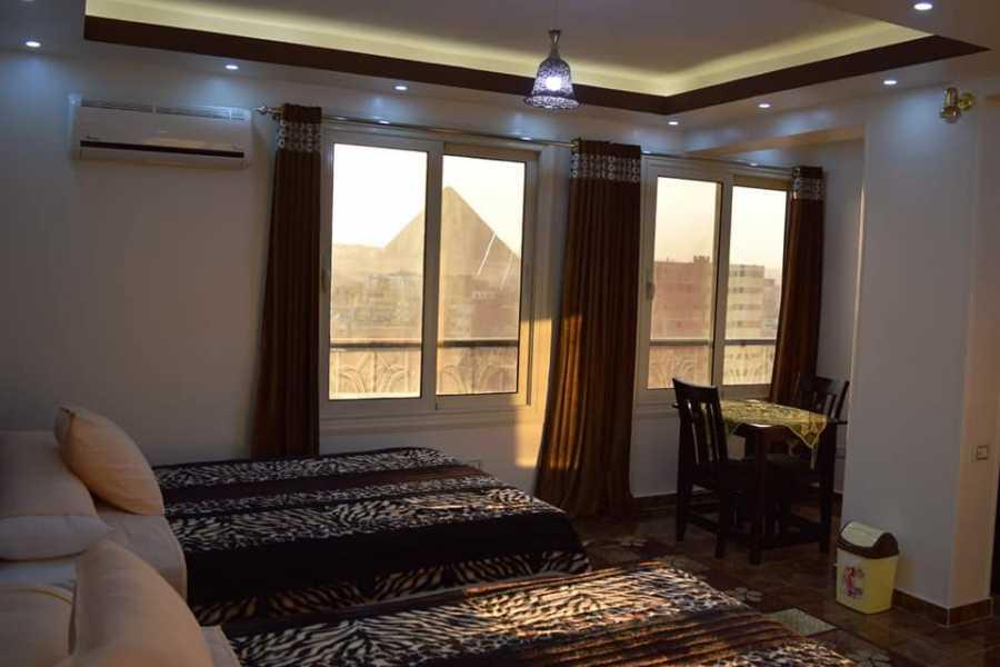 Excursies Egypte Tour privée du Caire de deux jours depuis Hurghada en voiture