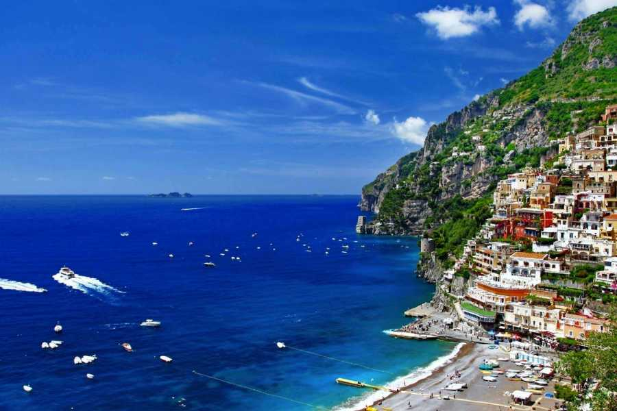 Feeling Italy Concierge Feeling Italy Boat - Amalfi Coast Private Trip (12 persons max.)