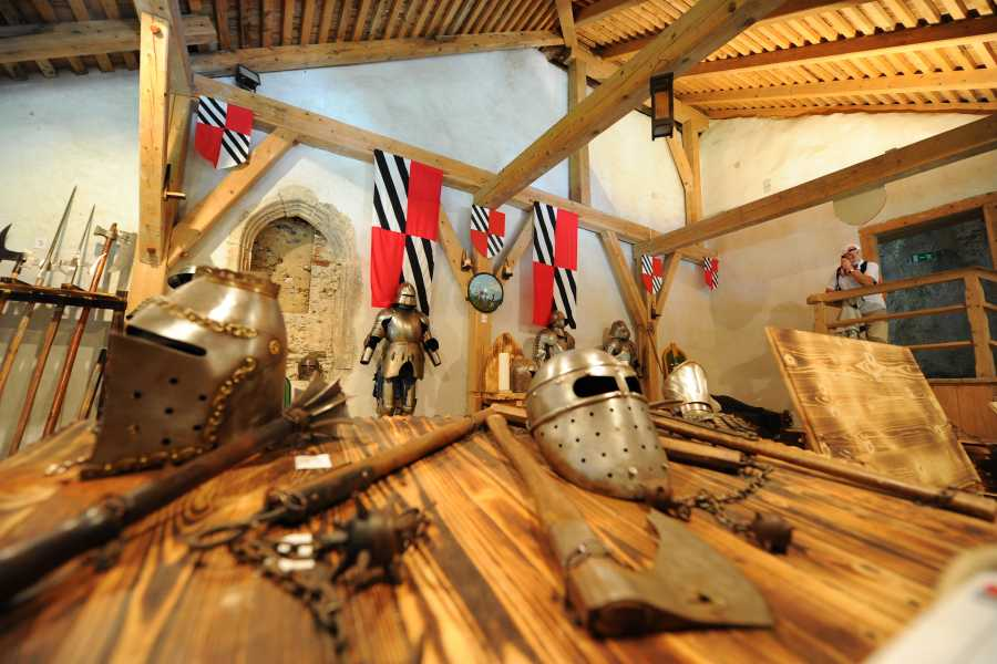 ToDoInSlovenia, brand of Kompas d.d. Premium tour to Postojna cave and Predjama castle