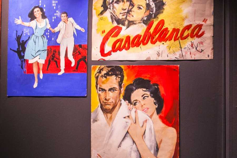 Bologna Welcome The Cineteca and its archives