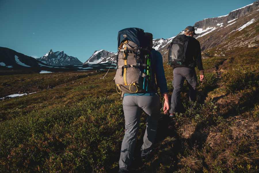 Hotel Aak Hammocking + Romsdalseggen Ridge Hike