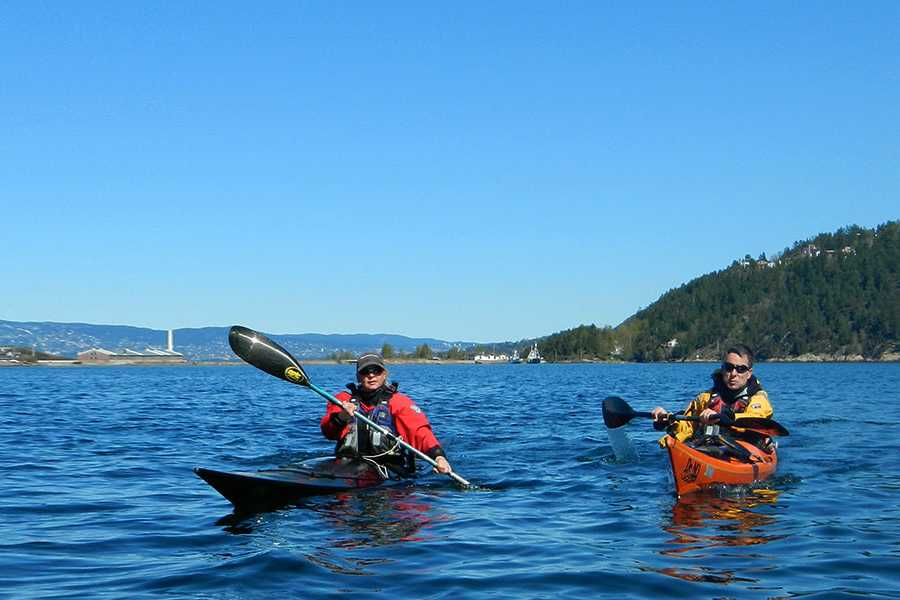 Viking Biking Kayak Tour: An Evening on the Oslo Fjord