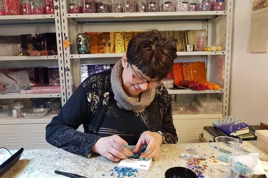 Promozione Alberghiera Kreieren Sie Ihren Mosaik-Schmuck selbst