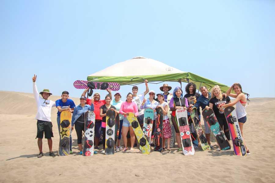 Tours y Tickets Operador Turístico Sandboard (Dunas de Chachalacas)