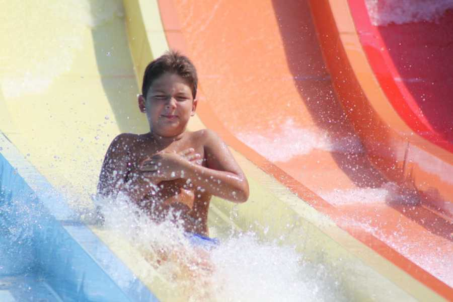 Destination Platanias AQUA CRETA Limnoupolis Waterpark with TRANSFER from Chania