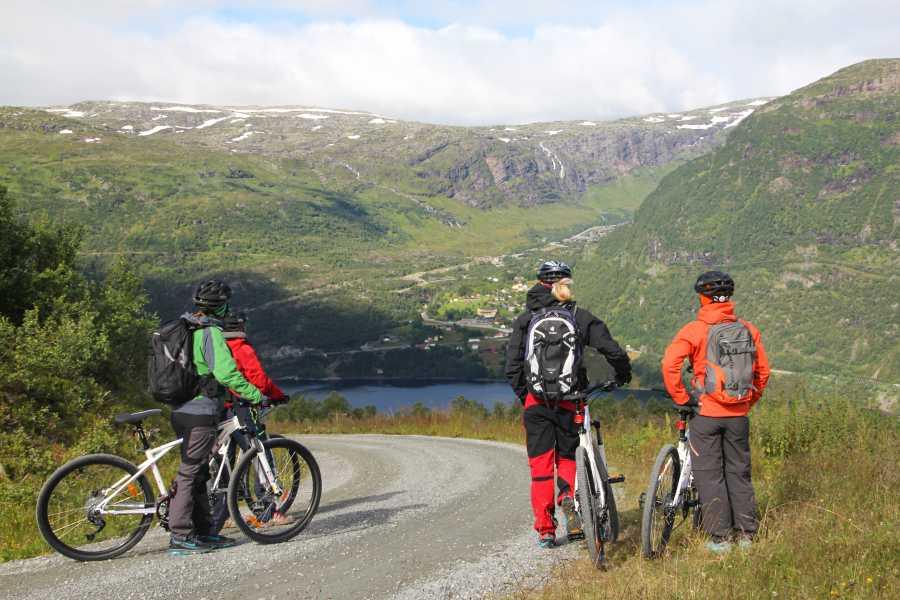 Åkrafjorden Oppleving AS VIA FERRATA