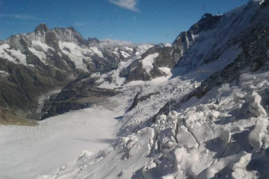 SwissTravelGuide Jungfraujoch - Top of Europe (GT)